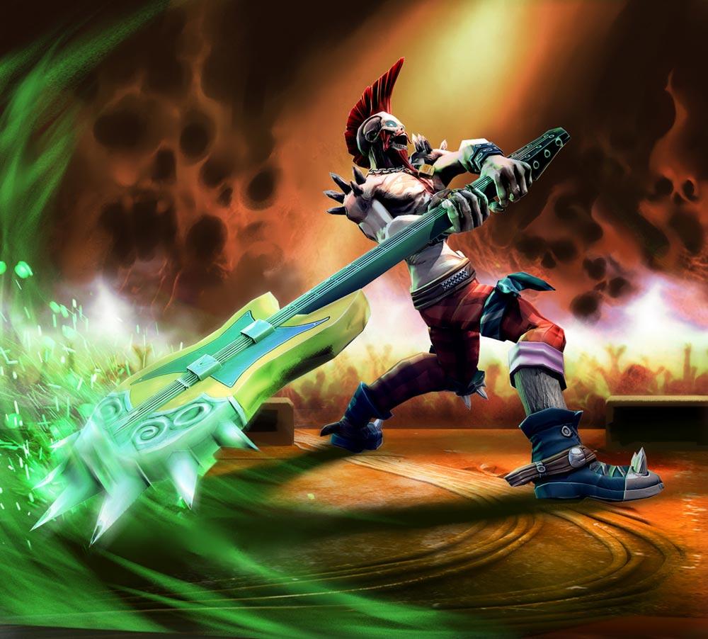 Death Metal Krul Tier 2