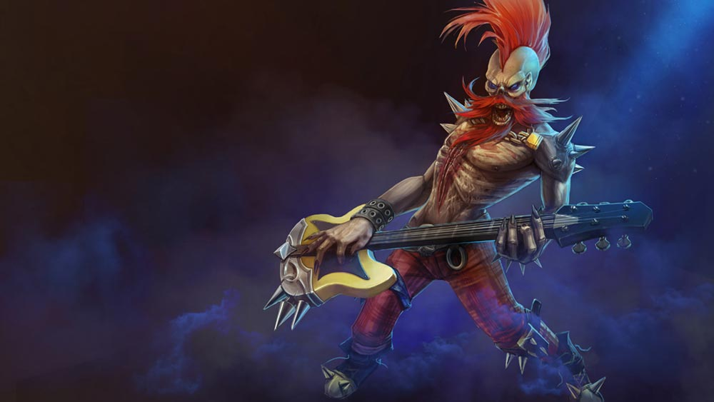 Death Metal Krul Tier 1