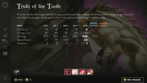Fortress' Truth of the Tooth
