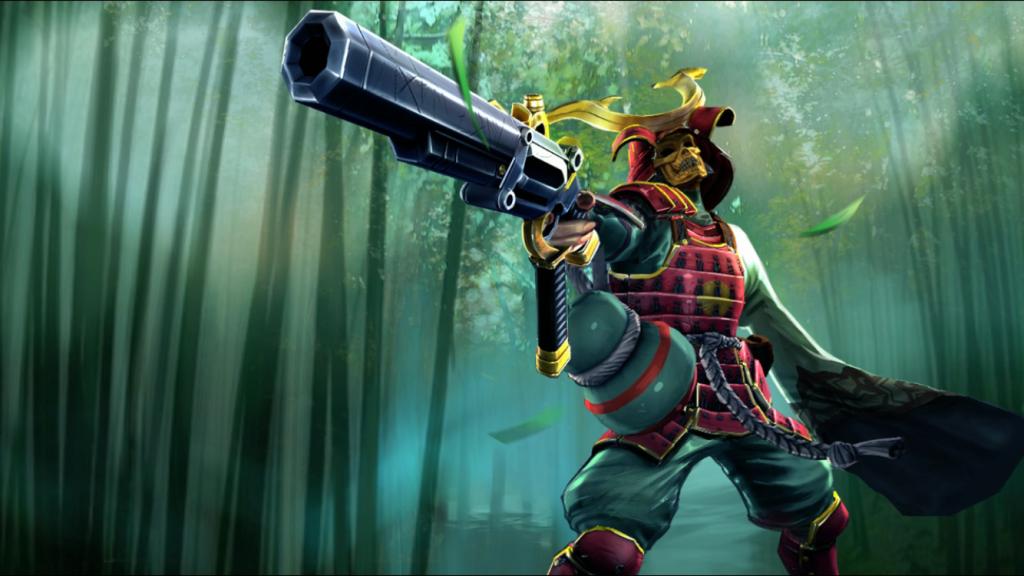 Shogun Ringo Skin Tier 2