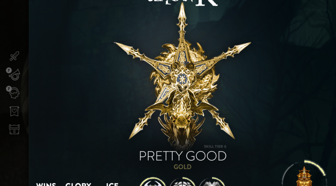 Vainglory skill tiers